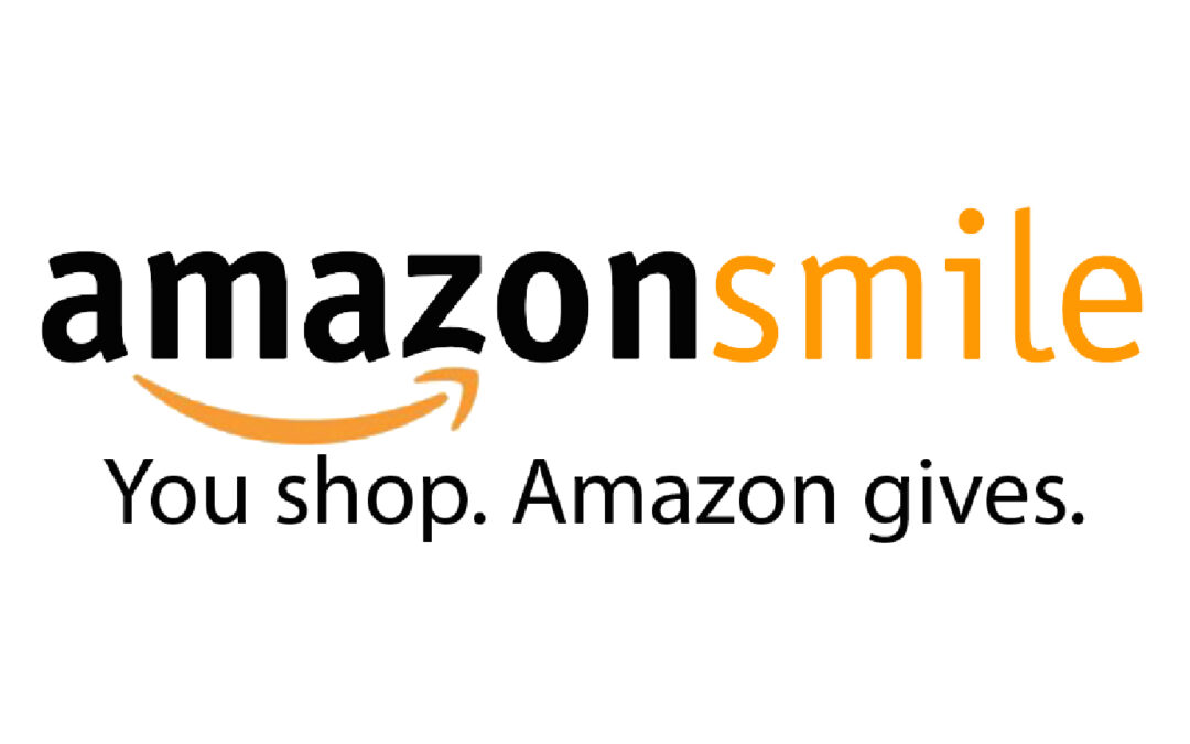 We're on Amazon Smile