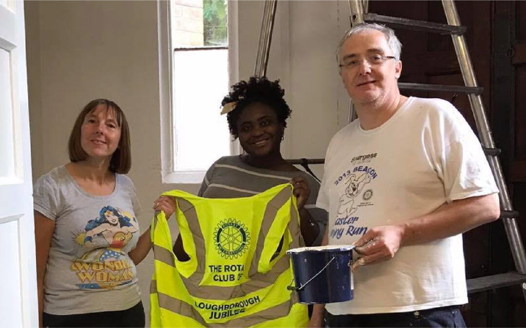 Rotary supporting Fearon