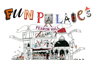 Fearon Hall becomes a Fun Palace for the day